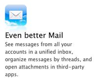 iOS 4 Mail